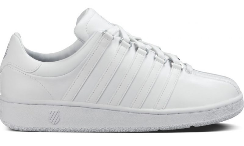 K-Swiss Classic VN White Sneaker