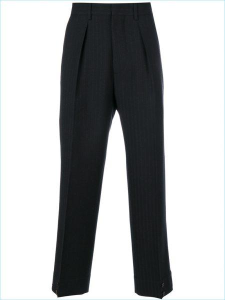 Marni Button Cuff Trousers