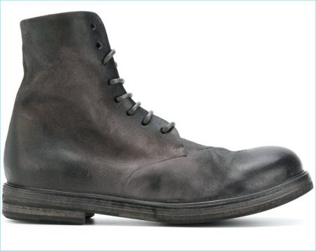 Marsell Combat Boots