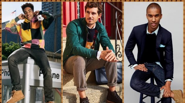 How to Wear Men's Chukka Boots