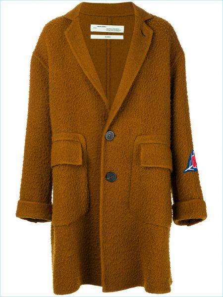 Off-White Oversize Coat
