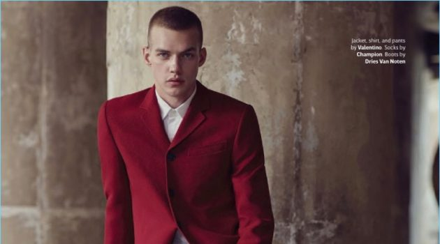Skins: Benji Staker & Sonny Walker Don Tailoring for Out