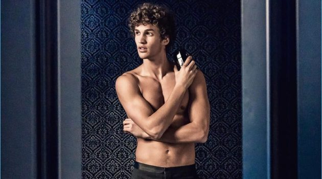 Paco Rabanne enlists Portuguese model Francisco Henriques as the face of its Pure XS fragrance campaign.
