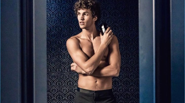 Paco Rabanne Delivers Cheeky Pure XS Campaign Starring Francisco Henriques