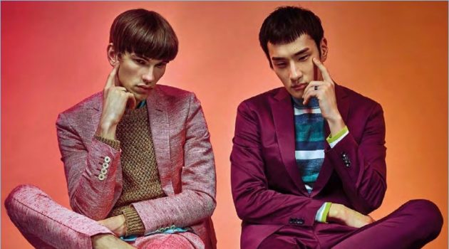Twin Set: Prestige Indonesia Showcases Fun Colors & Prints