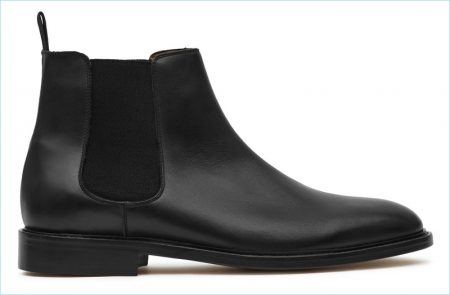 Reiss Leather Chelsea Boots