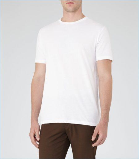 Reiss White T-Shirt