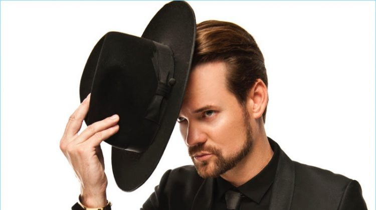 Shane West Covers David Magazine, Dons Tailored Styles