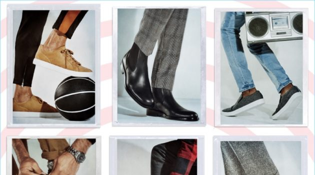 Steve Madden collaborates with GQ on a special capsule collection.