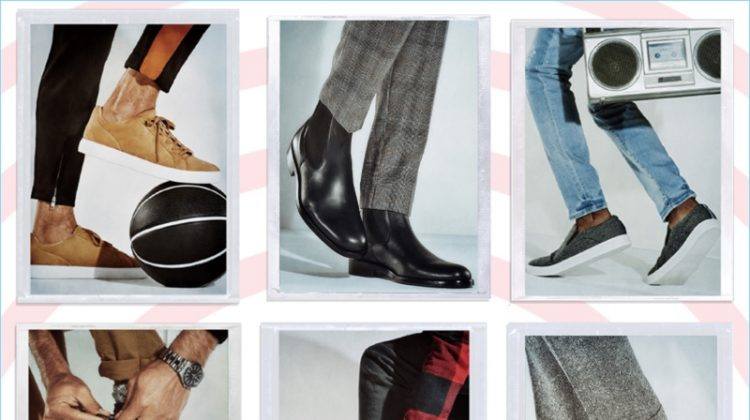 Just In: Shop Steve Madden's GQ Capsule Collection