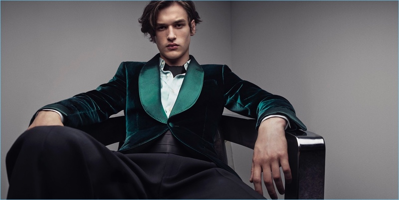 get cheap new release genuine Jegor Venned Tom Ford Fall/Winter 2017 Online Campaign | The ...