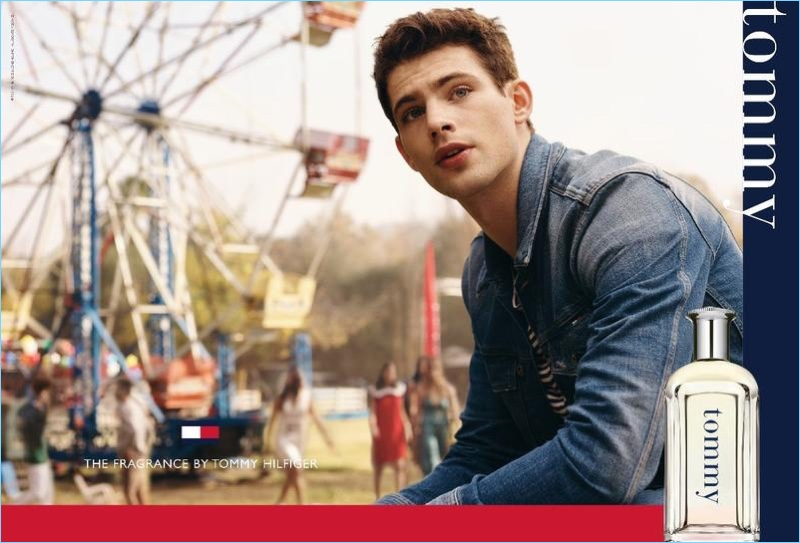 Tommy Fragrance Campaign | The Fashionisto