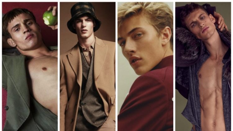 The New Guard: Today's Top Male Models