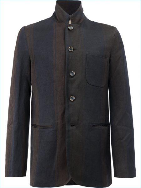 Uma Wang Button-Up Jacket