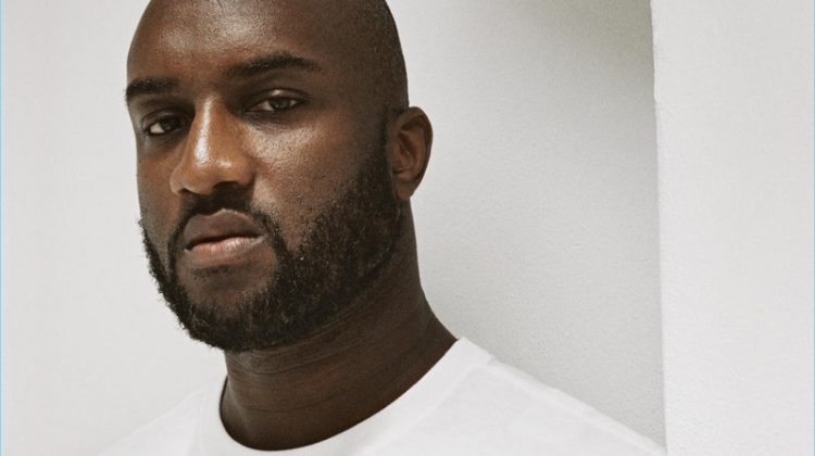 Off-White designer Virgil Abloh collaborates with Nike.