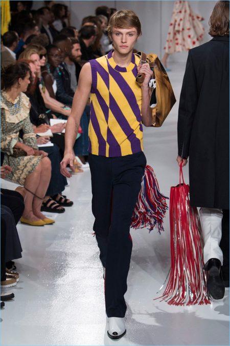 Raf Simons Continues Americana Theme for Calvin Klein Spring '18 Collection
