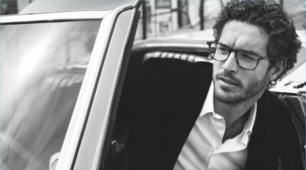 Justice Joslin Travels to Lisbon, Portugal for Giorgio Armani Frames of Life Campaign