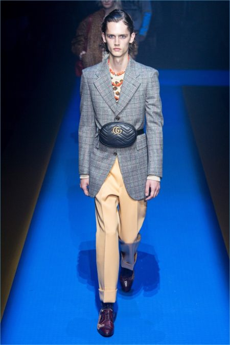Gucci Spring Summer 2018 Men S Runway Collection The Fashionisto
