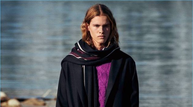 H&M Studio Looks to Outdoors for Fall '17 Inspiration