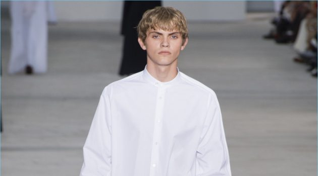 Luke & Lucie Meier Make Jil Sander Debut with Spring '18 Collection