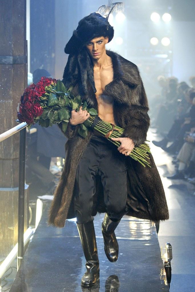 John Galliano Fall/Winter 2011 Menswear
