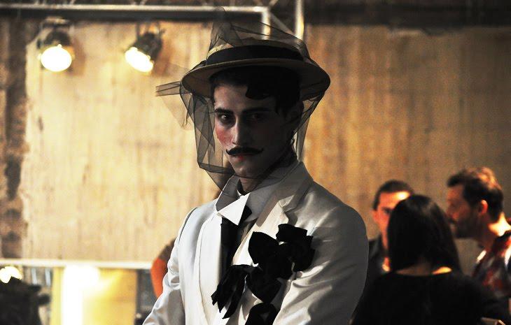 Backstage: John Galliano Spring/Summer 2011