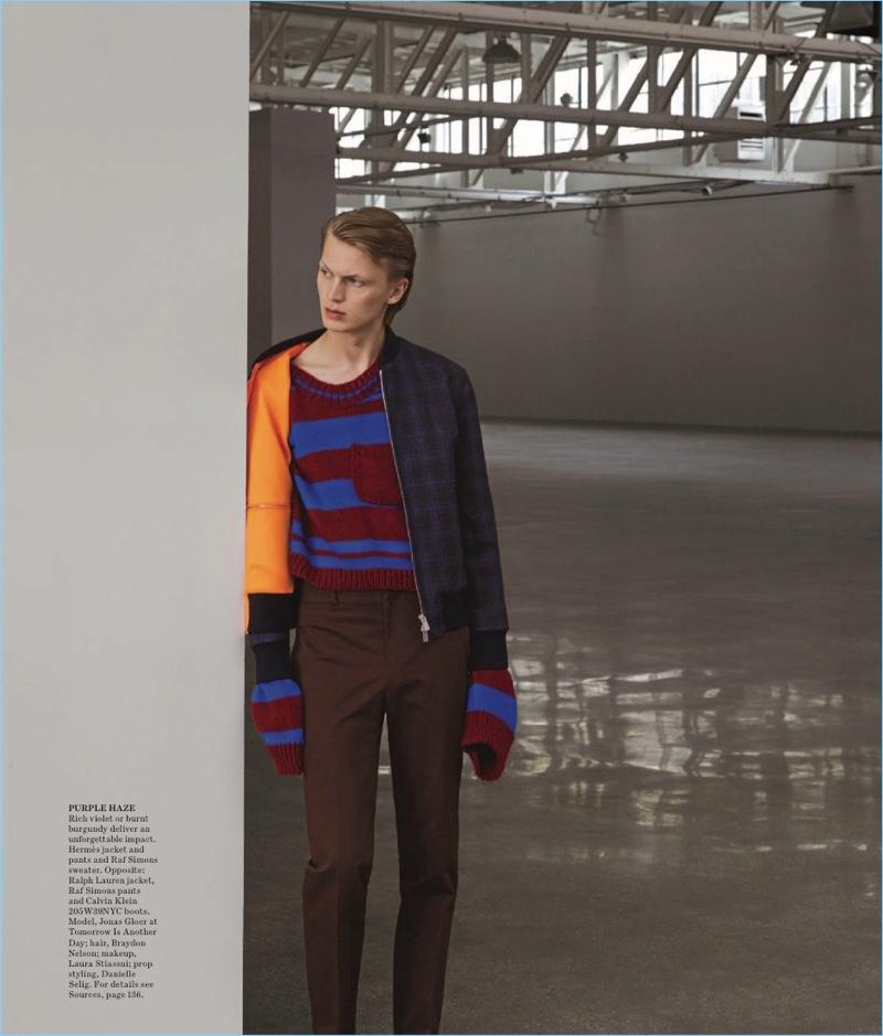 Saturation Point: Jonas Glöer for WSJ. Magazine