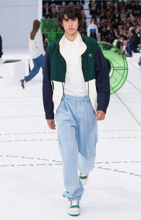 2eaf312663 Lacoste Spring/Summer 2018 Men's Runway Collection | The Fashionisto