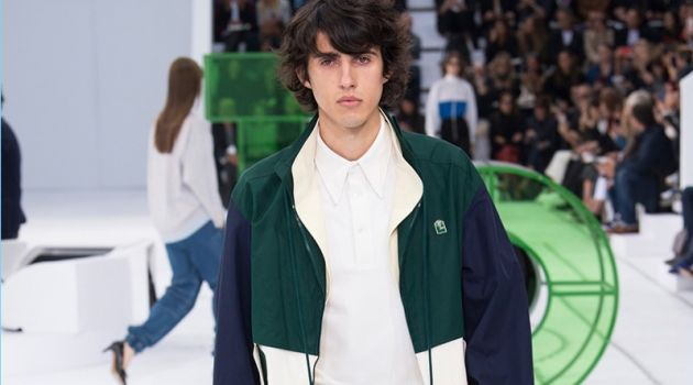 Lacoste Goes Retro for Spring '18 Collection