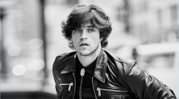 Urbane Cowboy: Miles McMillan Stars in The Sunday Telegraph Cover Story
