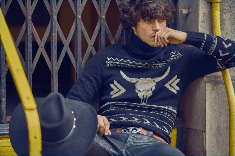 Miles McMillan is an urban cowboy for The Sunday Telegraph.