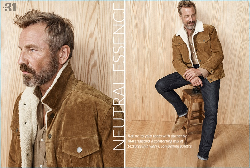 Rainer Andreesen embraces neutrals for a new LE 31 style edit from Simons.