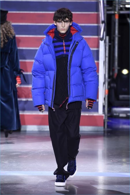 5c41a8d42 Tommy Hilfiger Fall/Winter 2017 Men's Runway Collection | The ...