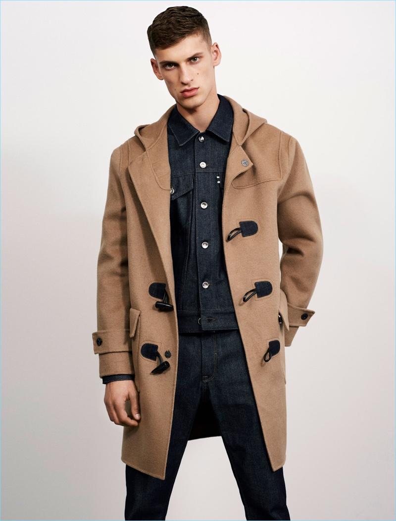 Zara Man Fall 2017 Neutrals & Essentials