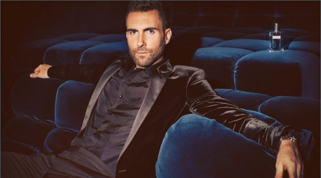 Adam Levine for Yves Saint Laurent Y fragrance