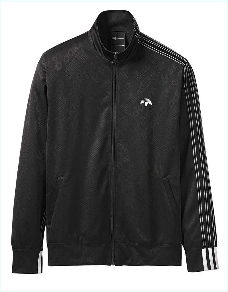 Adidas by Alexander Wang Jacquard Track Jacket
