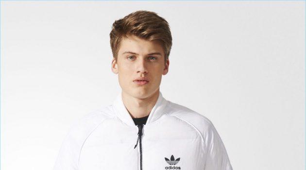 Adidas Originals Winter SST Heavy Down Jacket