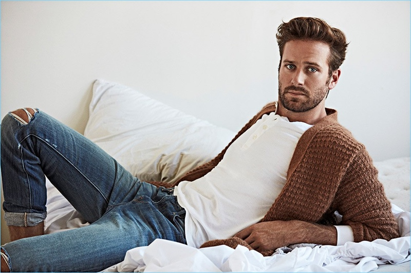Armie Hammer Out 2017 Cover Photo Shoot The Fashionisto
