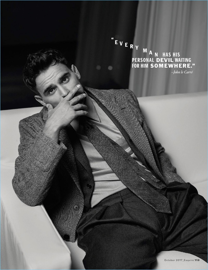The Night Manager: Arthur Kulkov for Esquire