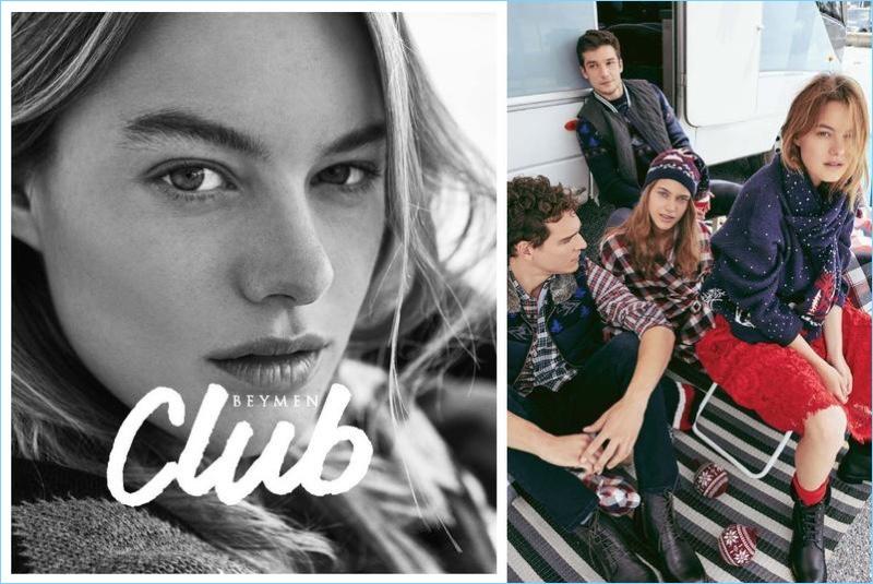 Fashion brand Beymen Club unveils its fall-winter 2017 advertising.