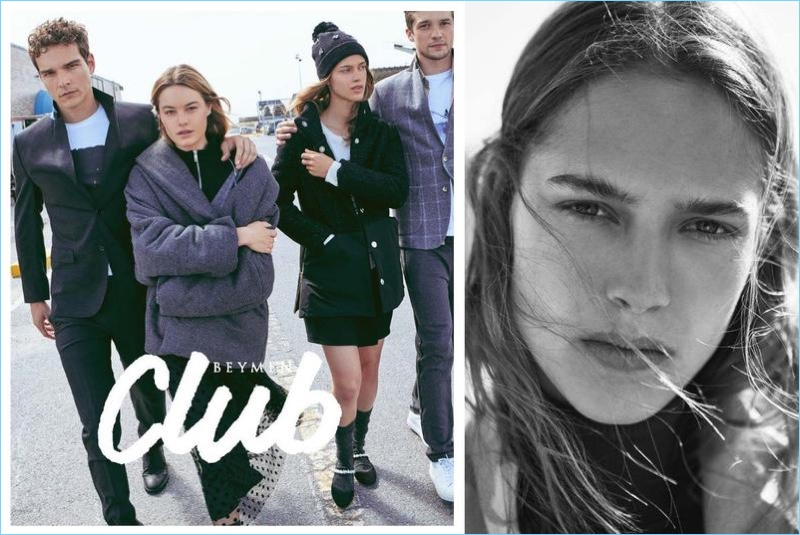 Beymen Club unveils its fall-winter 2017 campaign.