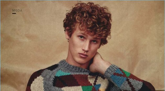 Bram Valbracht Embraces Smart Style for El País Semanal