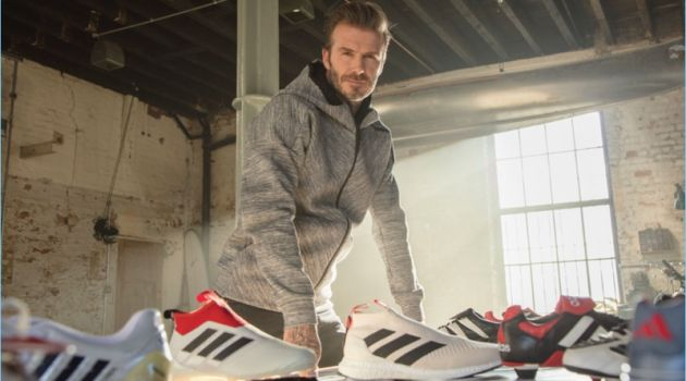 David Beckham Adidas Capsule Collection