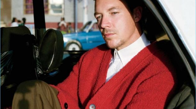 GQ Style Travels to Africa with Diplo