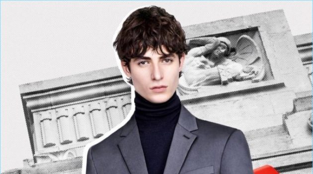 Oscar Kidnelan Fall/Winter 2017 Furla Campaign
