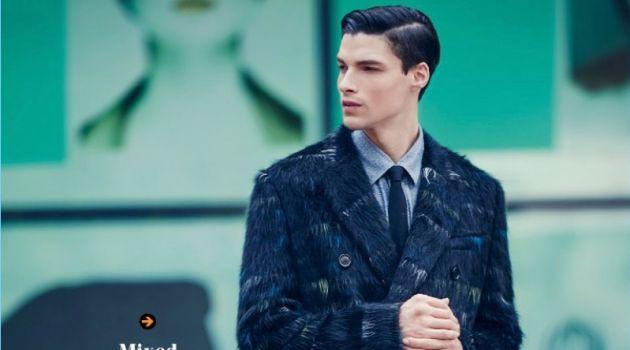 GQ Thailand Spotlights Choice Outerwear