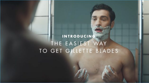 Subscribe for Convenience: Gillette On Demand