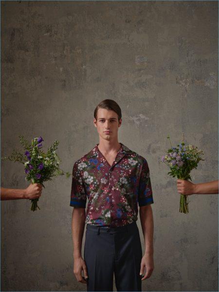 H&M Unveils ERDEM Men's Collaboration