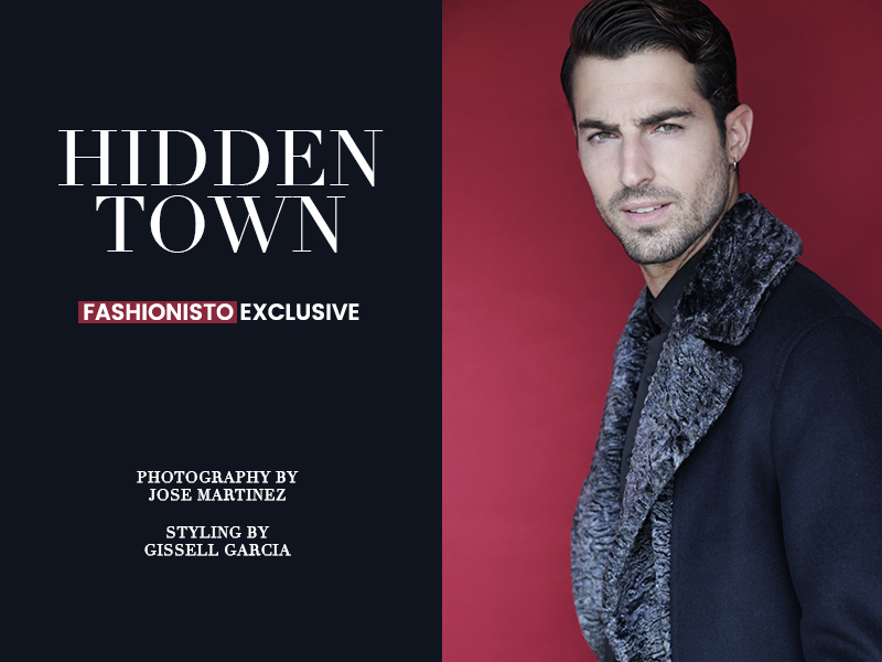 Fashionisto Exclusive: Antonio Navas photographed by Jose Martinez