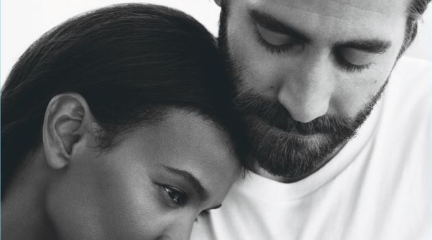 Jake Gyllenhaal, Liya Kebede, and Leila star in Calvin Klein's new Eternity campaign.